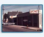 Roth & Miller Autobody, 3900 N Mississippi Ave, circa 1971