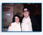 Camille Eber & Jim Eber, 1989